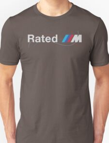 Rated ///M T-Shirt