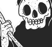 Bodaway -Death By Pizza Sticker