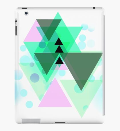 Shape Me Silly iPad Case/Skin