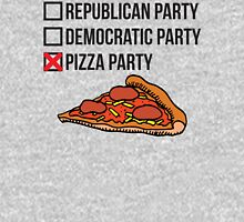 Republican Party vs Democratic Party vs Pizza Party Unisex T-Shirt