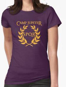 SPQR: Camp Jupiter Womens Fitted T-Shirt