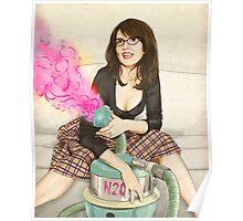 Slaughterhouse Starlets: Tina Poster