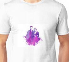 "Watercolor Linstead/Bushfer ""Chicago PD"" Unisex T-Shirt"