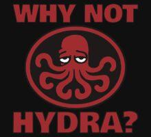 Why Not Hydra? Baby Tee