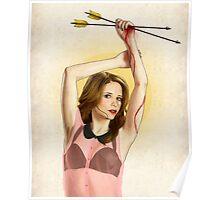 Slaughterhouse Starlets: Sarah Michelle Poster