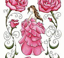 Rose by artediamore