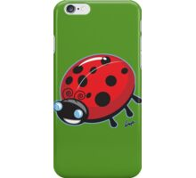 Dot the Lady Bug 1 iPhone Case/Skin