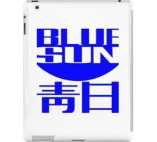 Blue Sun Corporate Logo iPad Case/Skin