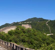 Mutianyu Great Wall of China Sticker