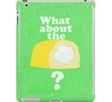 What About The Twinkie? Print / Iphone / Ipod / Ipad iPad Case/Skin