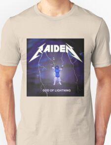 Raiden the lightning Unisex T-Shirt