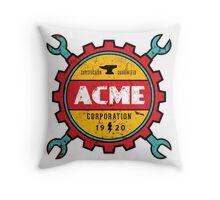 ACME Corporation Throw Pillow