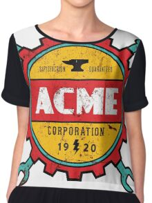 ACME Corporation Chiffon Top