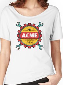 ACME Corporation Women's Relaxed Fit T-Shirt