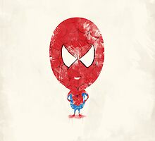 Spiderman by zachterrell