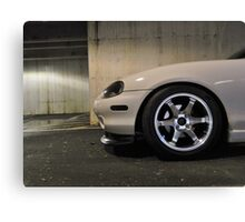 Miata wheels Canvas Print