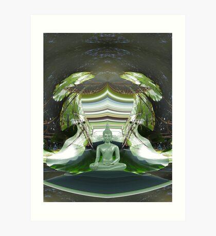 'Heart Of Faith' Art Print