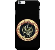 Motorhead (No Remorse) Vintage iPhone Case/Skin