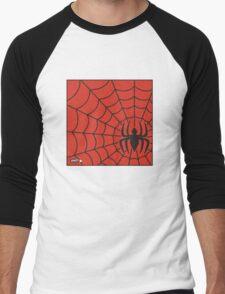 Spider Spiderman Men's Baseball ¾ T-Shirt