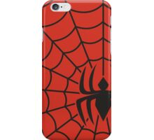 Spider Spiderman iPhone Case/Skin