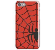Spider Spiderman iPhone Case/Skin