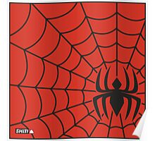 Spider Spiderman Poster