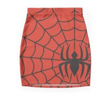 Spider Spiderman Mini Skirt