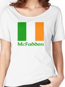 McFadden Irish Flag Women's Relaxed Fit T-Shirt