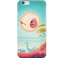 """""""No Morty's Sky"""" iPhone Case/Skin"""