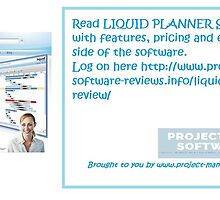 LIQUID PLANNER Software Review - Project Management Software Reviews by projectmanag