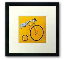 Bicycle Thief Framed Print