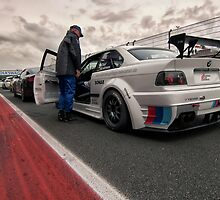BMW M Klasse - Boxengasse by MS-Photographie