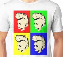 Punk Girl - Pop Art / Vers. I Unisex T-Shirt