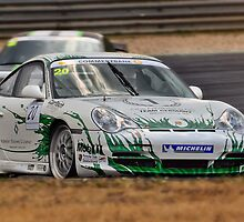Porsche Cup - panning by MS-Photographie
