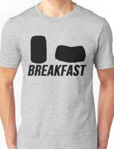 Beer For Breakfast Unisex T-Shirt
