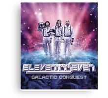 Galactic Conquest Canvas Print