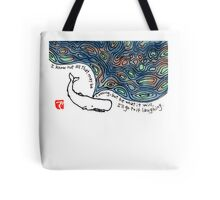 Moby Dick v.3 Tote Bag