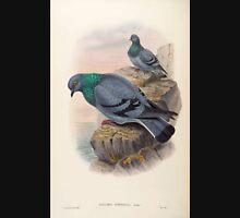 Birds of Asia John Gould 1883 V1 V7 439 Columba Intermedia Unisex T-Shirt