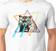 Laser Tiger Unisex T-Shirt