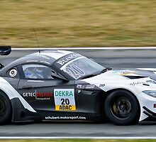 BMW Z4 - Panning by MS-Photographie