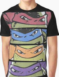TMNT Graphic T-Shirt