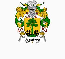 Aguirre Coat of Arms/Family Crest Unisex T-Shirt