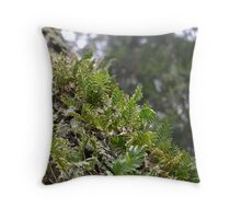 Parasite Plant Throw Pillow