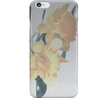 Daffodils in Spring iPhone Case/Skin