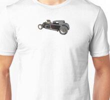 Rat rod style hot rod Unisex T-Shirt