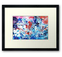 Expressionist Framed Print