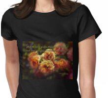 The Secret Garden Womens Fitted T-Shirt
