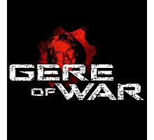 Gere of War Photographic Print