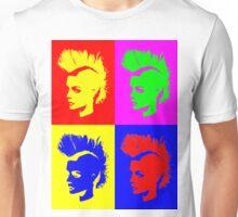 Punk Girl – Pop Art / Vers. II Unisex T-Shirt