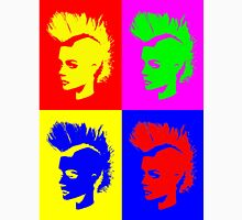 Punk Girl – Pop Art / Vers. II Unisex T-Shirt